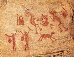 Prehistoric America plus the Ainu and Jomon Ancient Aliens, Ancient Art, Paleolithic Art, Art Rupestre, Cave Drawings, Tribal Art, Stone Art, Rock Art, Archaeology