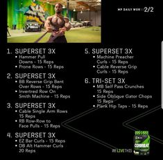 Amrap Workout, Gym Workout Chart, Best Workout Routine, At Home Workout Plan, Cardio, Weight Training Workouts, Gym Workouts, At Home Workouts, Musclepharm Workouts