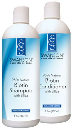 This new formulation is paraben free and SLS free! Biotin is one of the best natural substances for supporting healthy, beautiful skin and hair, so it makes sense that it has become one of the most popular ingredients in natural shampoos. Biotin Shampoo, Shampoo And Conditioner, Natural Shampoo, Dandruff, Shampoos, Dry Hair, Health And Beauty, Free Products, Body Products
