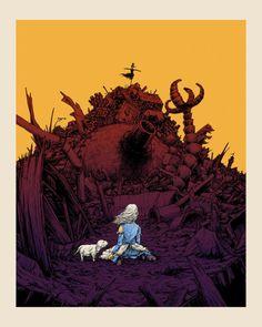 Howl's Fallen Castle - Barry Blankenship