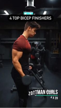 Biceps Workout, Boxing Workout, Boxing Fitness, Fitness Goals, Fitness Motivation, Gym Workouts For Men, Basic Workout, Martial Arts Workout, Workout Posters