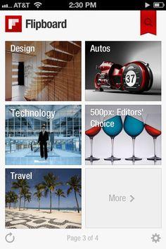 Flipboard para Android vaza na internet