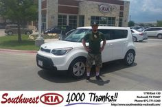 https://flic.kr/p/HUzQMW | Congratulations Nghia on your #Kia #Soul from Gary Guyette Jr at Southwest KIA Rockwall! | deliverymaxx.com/DealerReviews.aspx?DealerCode=TYEE