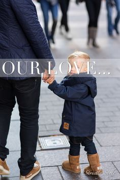 Little boy in uggs!