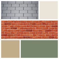 images about Exterior on Pinterest Bricks Red