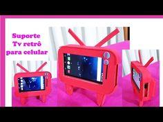 Porta celular e suporte para assistir vídeos! - YouTube