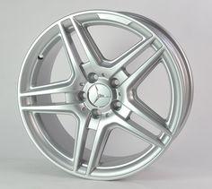 Replica Mercedes 18 Classe A/B 564 Silver