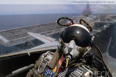 US Navy F-14 Tomcat RIO by Tom Twomey
