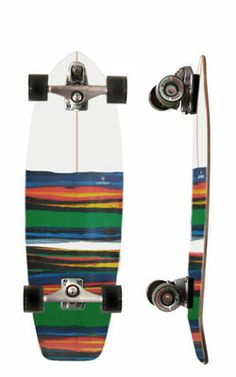 Carver Skateboards Resin