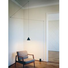 String Lights: Discover the Flos suspended lamp model String Lights by Michael Anastassiades, 2014