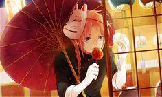 Gintama Kamui Manga Pictures, Cute Pictures, Kamui Gintama, Gintama Wallpaper, Kitsune Mask, Anime Galaxy, Space Pirate, Okikagu, Doujinshi