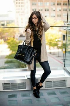 I could totally recreate this outfit :)
