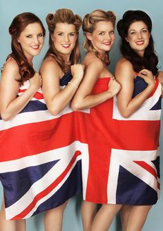 Makeover and Photoshoot activity - Fantastic for a London Themed Hen Party #henpartyactivity #londontheme #bachelorettepartyideas