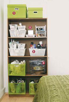 Dulcinéias e Madalenas: $$$$$Dicas de como organizar guarda-roupas, armários e estantes de quarto