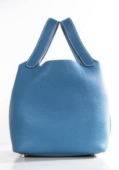 Hermes Picotin bag.