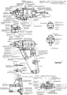 Cutaways, Cortes Esquemáticos de Aviones | Página 67 | Foros Zona Militar