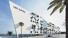 We present... HOTEL LES SUITES **** @Estepona. Designed by Laura Jimenez Conde and Developed By Nok.
