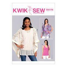 Kwik Sew K4176 (XS-S-M-L-XL)