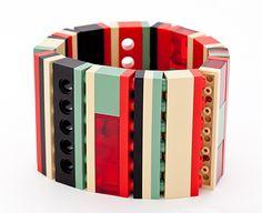 Lego Bracelet - Emiko Oye