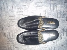 Jan12240 | pantoffellover47 | Flickr Black Slippers, Leather Slippers, Mens Slippers, Bedroom Slippers, Leather Men, Sandals, Shoes, Fashion, Projects