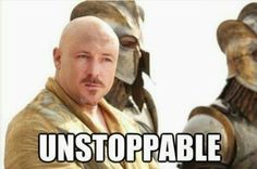 #GameOfThrones Varys + LittleFinger = Unstoppable | Meme | Game Of Thrones Memes and Quotes