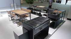 """""""The current trend is to have an outdoor kitchen"""". See more architecture and design movies at http://www.dezeen.com/movies  Katrin Schön of ..."""