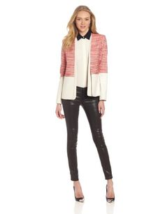 Parker Women's Boy Jacket - List price: $396.00 Price: $118.80