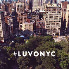 We're in New York! #NYC #NewYork #LuvoNYC