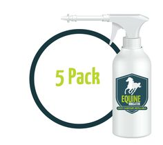 Equine Irrigator 5-Pack