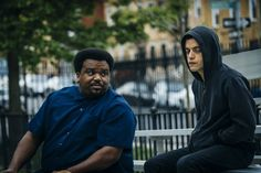 Pin for Later: 4 Major Questions We Have After Watching the Mr. Robot Premiere…
