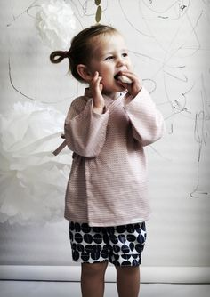Introducing Starhorn & bell - Petit & Small, with Bedtime Story Pajamas by Oliver + S