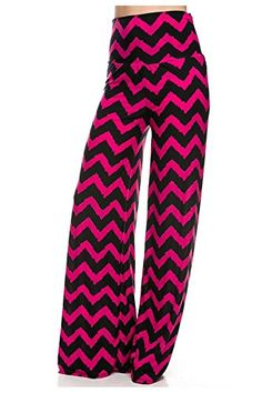 Fantabulous Pink & Black chevron Palazzo Yoga Pants sold by Trends Again. Shop more products from Trends Again on Storenvy, the home of independent small businesses all over the world. Gaucho, Printed Palazzo Pants, Black Chevron, Yoga Pants, Black And White, Pink Black, Pajama Pants, Popular, Legs