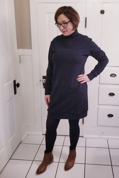 Sewing pattern review: The Southbank Sweater - The Fold Line