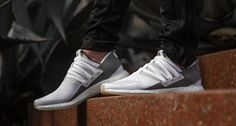 adidas Pure Boost R White/Grey