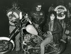 Joan Jett Motorcycle