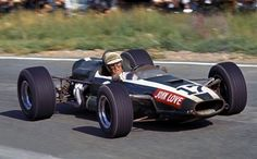 F1 TEMBORADA 1967 - John Love came second in South Africa in 67
