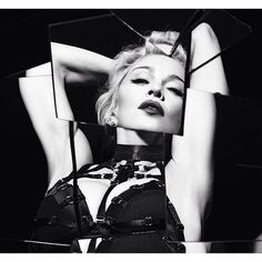 Today is #Madonna madness! Check out our exclusive interview with the Queen of Pop on out.com.