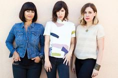 Between Carrie Brownstein's starring in Portlandia and Transparent, to the band being interviewed by Abbi and Ilana from Broad City, Sleater-Kinney's ...