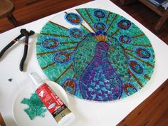 LEGO Mosaics & LEGO Stained Glass - theBrickBlogger.com — Tips Free patterns