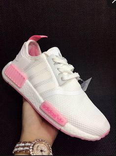 White Adidas Shoes Nmd R1,Adidas Shoes Nmd R1 White,BA7768