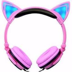 fone de ouvido de gatinho - Pesquisa Google