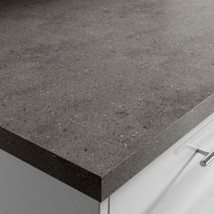 Lava Rock Corian Worktop | THIS WOULD WORK FOR THE KITCHEN AND BATHROOM