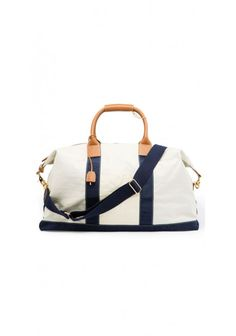 Large Sailcloth Duffle Bag