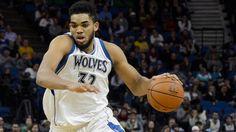 #NBA: Towns 26 puntos 12 rebotes en derrota de Wolves ante Thunder