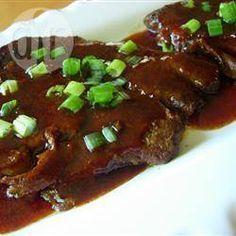 Schweinekoteletts im Crock Pot @ de.allrecipes.com