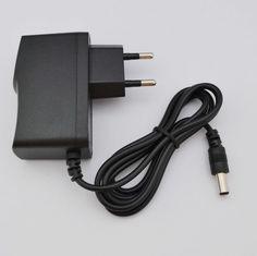 1PCS High quality 5V 800mA AC 100V-240V Converter Switching power adapter DC 0.8A Supply EU Plug DC 5.5mm x 2.1mm
