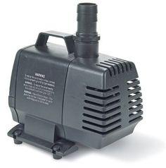 Powers Waterfalls/filters/fountain Heads Precise Tetrapond Water Garden Pump Pumps (water)