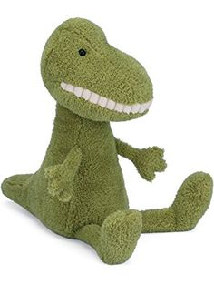 Jellycat Toothy T Rex, Large - 14 inches ❤ Jellycat