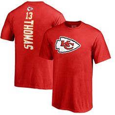 De'Anthony Thomas Kansas City Chiefs NFL Pro Line Youth Backer Name & Number T-Shirt - Red