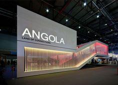Angola Cables - ITU Fair Geneva (CH) on Behance